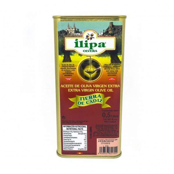 Lata Aceite Oliva Virgen Extra 0,5L
