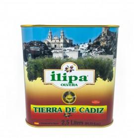 Lata Aceite Oliva Virgen Extra 2,5L
