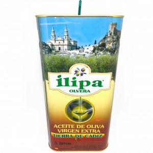 Lata Aceite Oliva Virgen Extra 5L