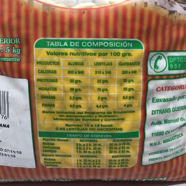 Fabada Asturiana 5kg